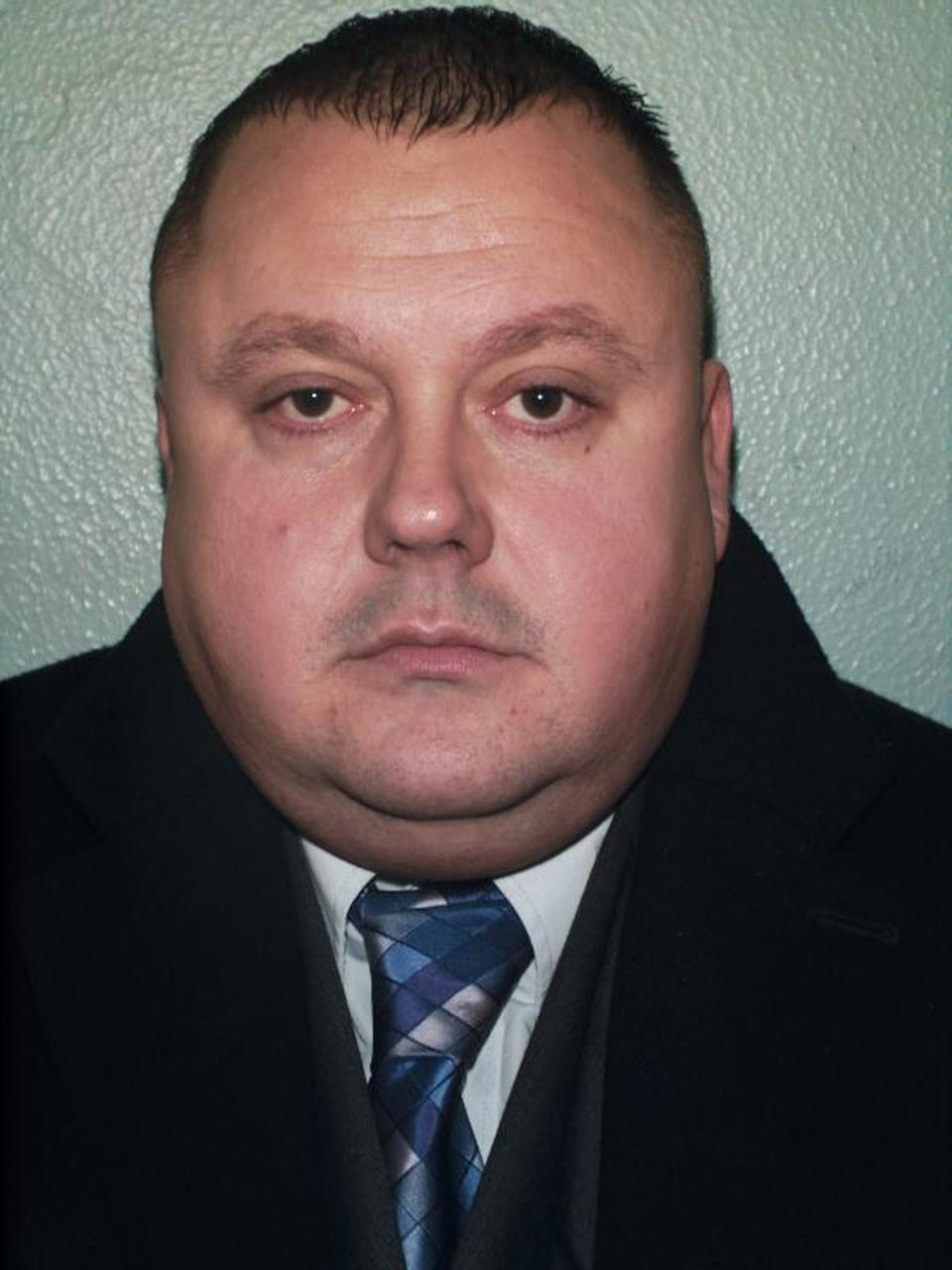 UNSPECIFIED, UNDATED - In this undated handout photo from the Metropolitan Police, made available February 26, 2008, convicted murderer Levi Bellfield is seen. Levi Bellfield, convicted of two murders and one attempted murder, was February 26, 2008 sentenced to a