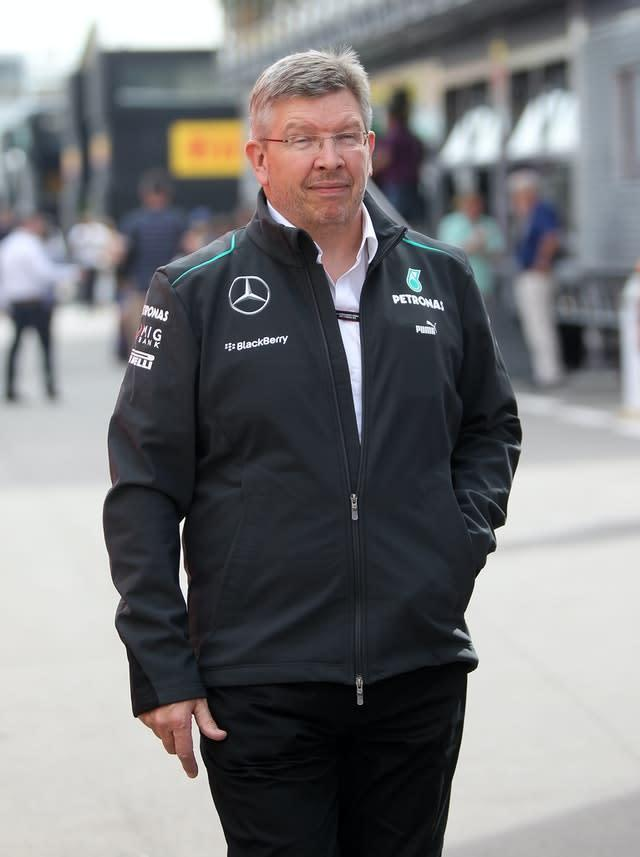 Formula One managing director of motosports Ross Brawn is confident about the season taking shape (David Davies/PA)
