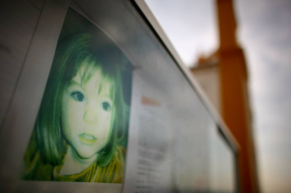 <em>'Find Madeleine – Leaving No Stone Unturned' made nearly £100,000 in the past year (Getty)</em>