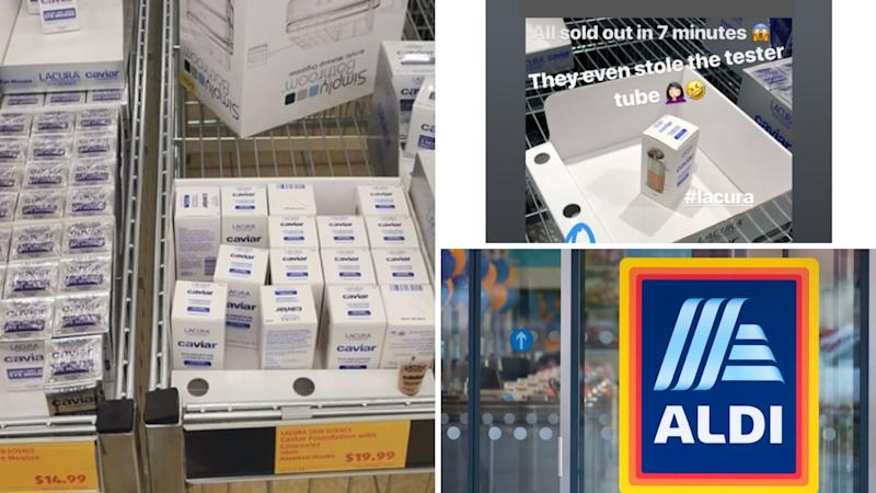 Images: Aldi Lovers Australia, Getty