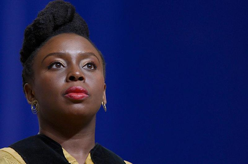 Chimamanda Ngozi Adichie received a backlash for her comments on trans women: Getty