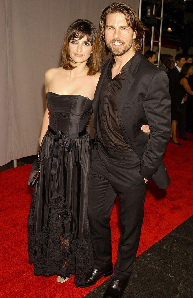 """<p>Cruz and Cruise, eh? The pair met on set and later made their relationship public in August 2001 at the premiere of Captain Corelli's Mandolin. They dated until 2004. Cruz later told<a href=""""https://www.telegraph.co.uk/culture/film/starsandstories/3559549/Penelope-Cruz-I-dont-fall-in-love-when-Im-working.html"""" rel=""""nofollow noopener"""" target=""""_blank"""" data-ylk=""""slk:The Telegraph"""" class=""""link rapid-noclick-resp"""">The Telegraph</a>, """"I've never fallen in love with someone I'm working with. It's always been afterwards. If something becomes friendship, then maybe months later it becomes something else, but you can never know. It's always a mystery. You can't plan those things.""""</p>"""