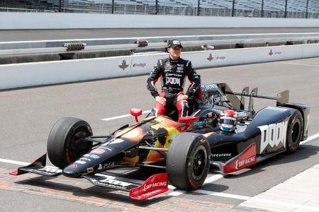 Aleshin Grabs Late Spot In Indy 500 Qualifying
