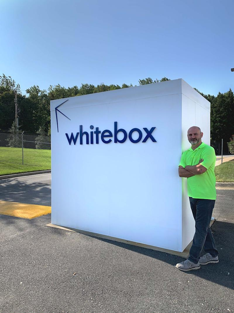 Whitebox CEO Marcus Startzel