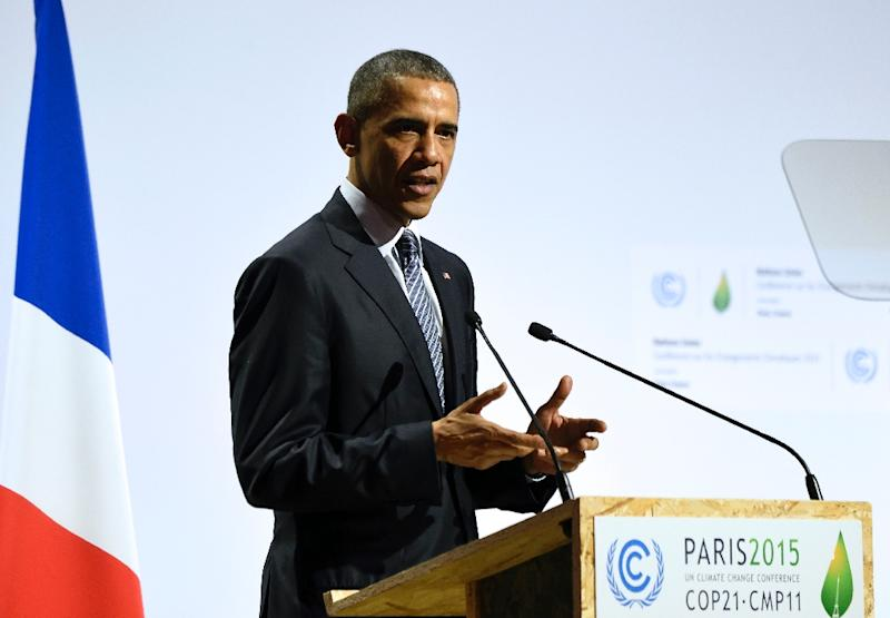 US, China must 'lead the way' on climate: Obama