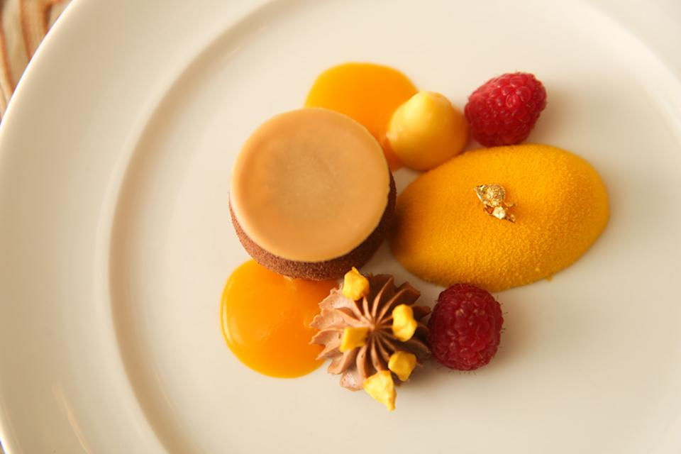The East West dessert is a treat for both the eyes and the palate. — Picture by Choo Choy May