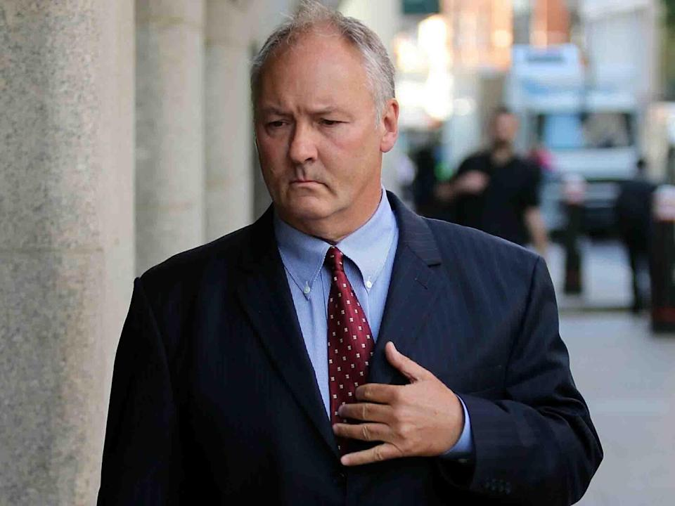 <p>Ian Paterson was jailed for carrying out unnecessary surgey on women</p>