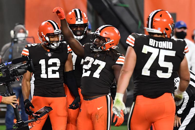 By the numbers: Breaking down the figures leading to the Browns Week 2 win over the Bengals