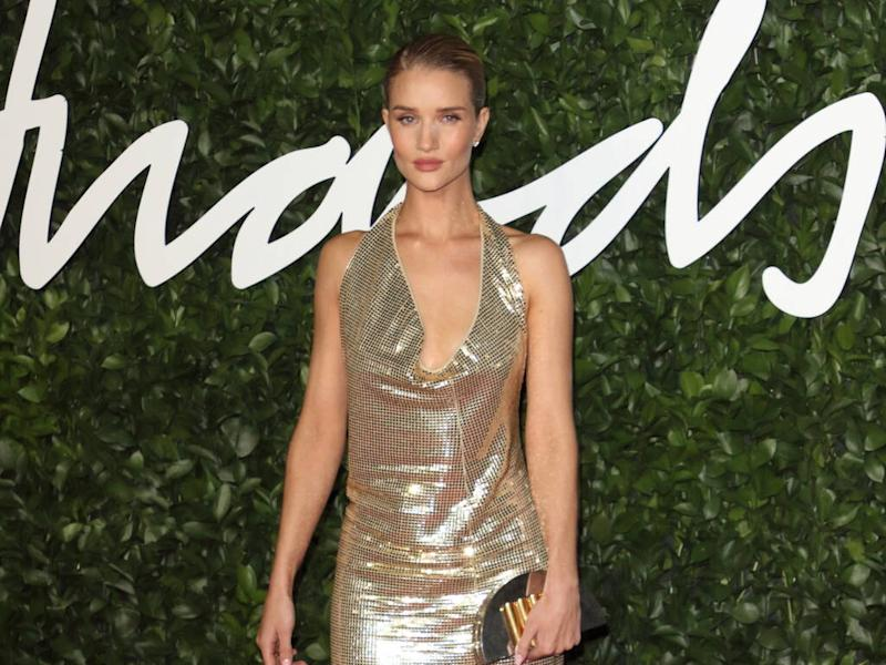 Rosie Huntington-Whiteley swears by intermittent fasting