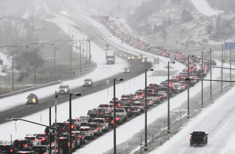 Snow and Rain Across the U.S. Could Impact Post-Christmas Travel for Millions
