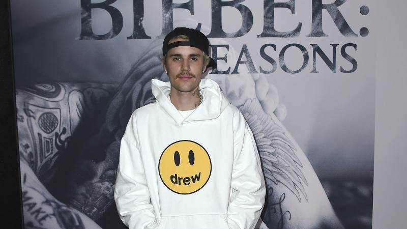 Justin Bieber says fear led him to stay away from music