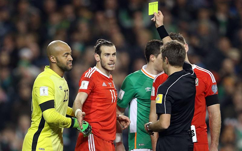 Gareth Bale should have been sent off, according to O'Neill - PA