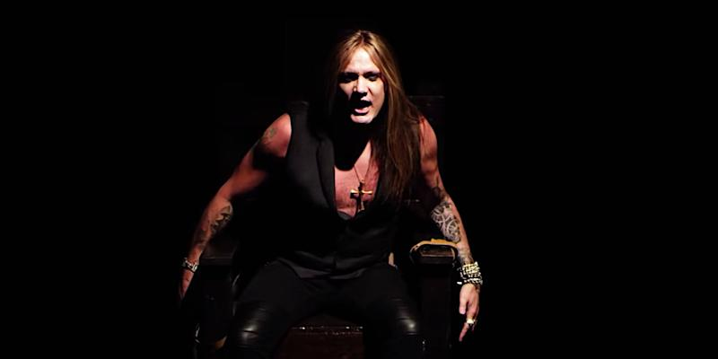 Wildfire threatens Sebastian Bach's L.A. home eight years after New Jersey house was destroyed by Hurricane Irene