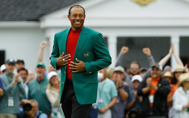 Tiger Woods had to show huge strength of mind and willpower to return to elite sport - AP