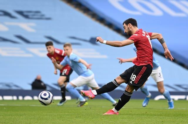 Manchester City v Manchester United – Premier League – Etihad Stadium