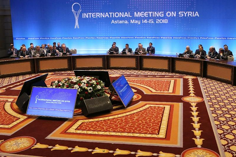 Although another round of talks have been slated for July in Sochi, Russia, members of Syria's armed opposition present in Astana immediately ruled out attending