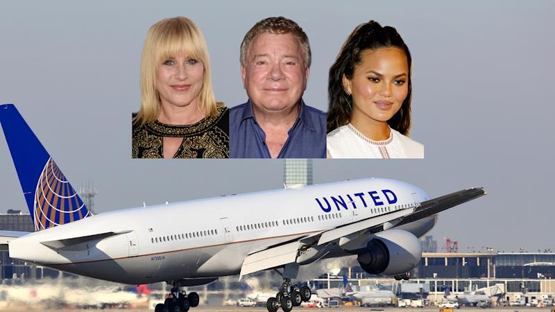 Nach Leggings-Gate: Hollywood verspottet United Airlines
