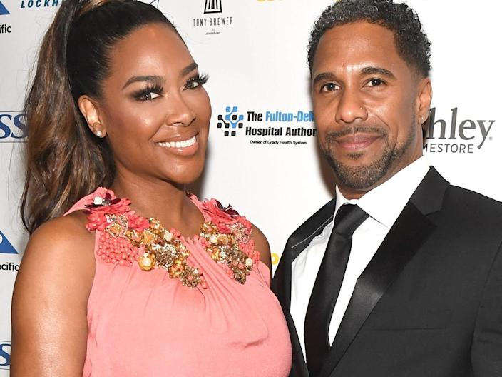 kenya moore and marc daly march 2018