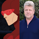 <p>Red Rush is <em>Invincible</em>'s version of The Flash, and he's voiced by Cudlitz, who is a frequently working character actor and another past <em>Walking Dead</em> cast member. Fans might remember him best from key roles on <em>Southland</em> or <em>Band of Brothers</em>.</p>