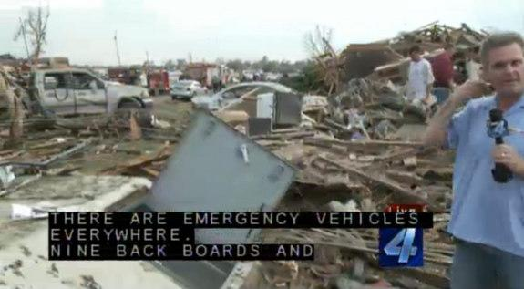 Deadly Moore Tornado Tops the Scale at EF-5