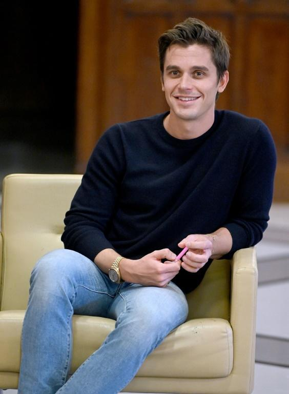 """""""Queer Eye"""" host Antoni Porowski has joined the campaign to support LGBTQ groups in Poland"""