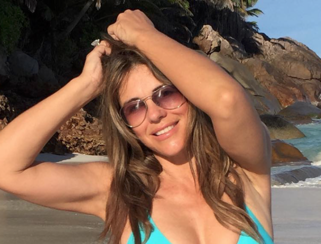 Elizabeth Hurley (Photo: Instagram)