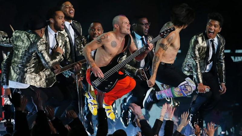 The Most Controversial Thing About the Bruno Mars and Red Hot Chili Peppers Super Bowl Halftime Show