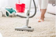 """<p>When it comes to cleaning performance, our Lab tests show that both types clean equally well. So, which you choose comes down to personal preference. </p><ul><li><strong>Vacuums that take bags</strong> require less emptying and cleaning. All you have to do is change the bag when it's 2/3 full (let it go too far and you can compromise suction) and remember to keep bags on hand. Bagged models are generally the preferred type for allergy sufferers. <br></li><li><strong>Bagless vacuums </strong>don't require bags — you simply empty the dust cup after every few uses. Doing so can be messy, however, and the filters and cup require frequent cleaning to keep them working up to par. Bagless is a good choice if you hate having to remember to buy bags.</li></ul><h2>Do I need a HEPA filter?</h2><p><a href=""""http://www.goodhousekeeping.com/appliances/a29991896/best-hepa-vacuums/"""" rel=""""nofollow noopener"""" target=""""_blank"""" data-ylk=""""slk:High Efficiency Particulate Air (HEPA) filter vacuums"""" class=""""link rapid-noclick-resp"""">High Efficiency Particulate Air (HEPA) filter vacuums </a>are a great way to trap the most microscopic particles, like pollen, pet dander and dust mites, so they are important to have if your family members have <a href=""""https://www.goodhousekeeping.com/health/wellness/a26898560/how-to-reduce-allergens-cleaning/"""" rel=""""nofollow noopener"""" target=""""_blank"""" data-ylk=""""slk:allergies"""" class=""""link rapid-noclick-resp"""">allergies</a>. </p><p>But having a HEPA filter alone is not enough. For the best defense against allergens, a vacuum must also be """"sealed,"""" meaning no air escapes from other cracks and crevices and everything that comes out of the vacuum passes through the HEPA filter. Check the box or the manufacturer's website to find out if the entire vacuum you are considering is sealed. HEPA-type or HEPA-like filters don't trap particles as well as true HEPA filters do.</p>"""