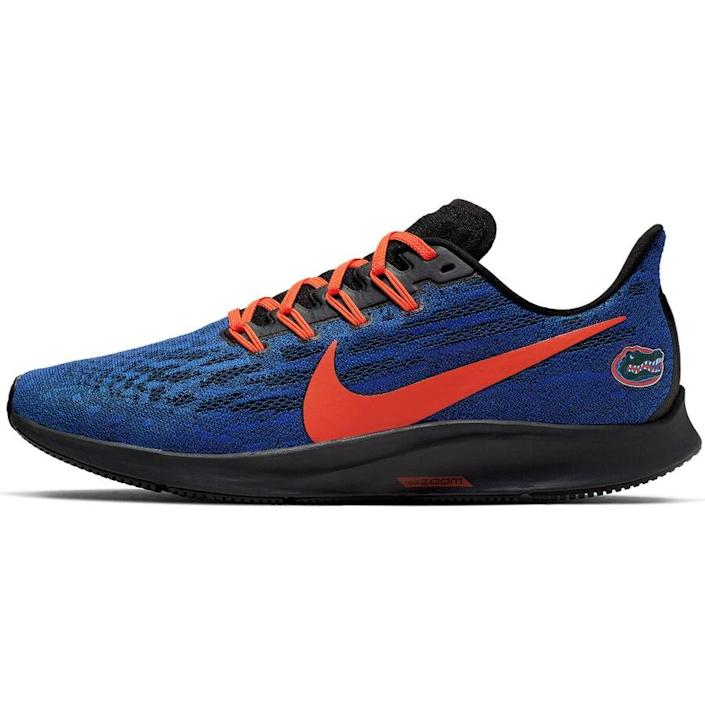 Nike Royal/Orange Florida Gators Air Zoom Pegasus 36 Sneakers