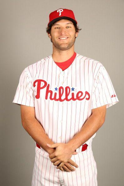 <p>Phillies baseball player Schwimmer has complete heterochromia, with one blue and one hazel eye.</p>