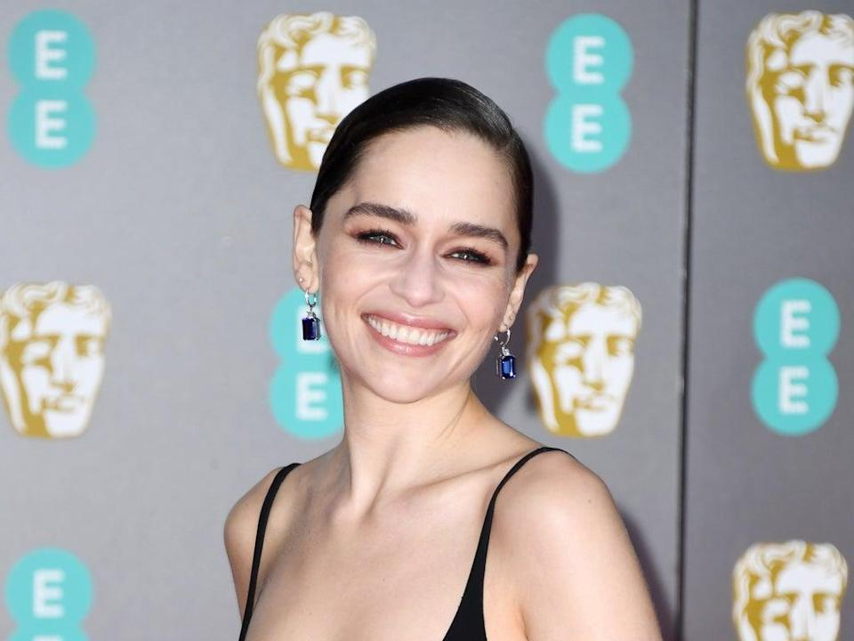 Emilia Clarke explains why she doesn't plan on having plastic surgery (Gareth Cattermole/Getty Images)