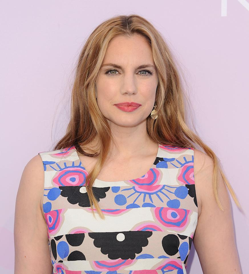 <p>Chlumsky - who's been nominated for six Emmys during her time on <strong>Veep</strong> - has joined the project as the magazine journalist who looks into the curious case of Anna Delvey.</p>