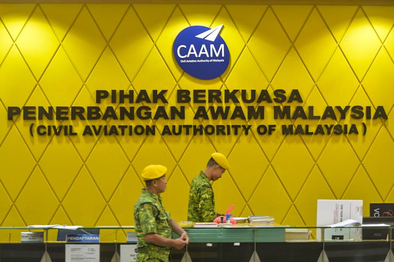 The Civil Civil Aviation Authority of Malaysia's (CAAM) office in Putrajaya, November 12, 2019. The listing of CAAM as a Category 2 Aviation Regulator by the FAA came into effect yesterday following a review conducted in April this year. — Picture by Shafwan Zaidon