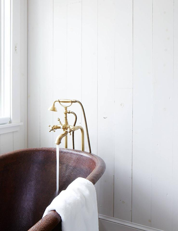 <p>If you want to create a bathroom that feels both earthy and elegant, edgy and timeless, we have one word and one trend for you: rustic. Rooted in a connection to nature with a focus on raw, found materials, rustic bathrooms feel approachable, clean, texture-rich, and serene all at once. Keep reading to see why rustic bathrooms are having a major moment in the design world, and take note of our 13 stylish ideas and examples if you want to incorporate the trend into your own home.  </p>