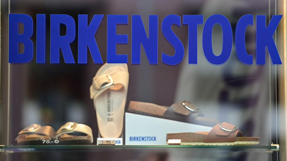 The sale means that the family-owned Birkenstock, founded in 1774, will pass into private equity for the first time in its history. Photo: John Macdougall/AFP via Getty Images