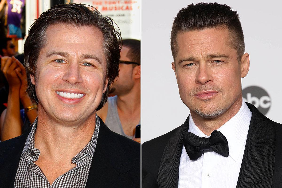 Doug Pitt – brother of Brad Pitt: Businessman Doug founded US charity 'Care To Learn' in 2008, and is a UN Goodwill Ambassador to Tanzania, too (Credit: Rex)