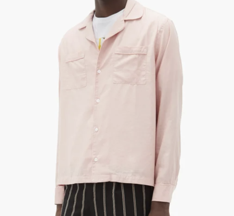 Saturdays NYC shirt. (PHOTO: MatchesFashion)