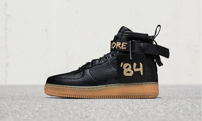 Nike Air Force 1 Baltimore