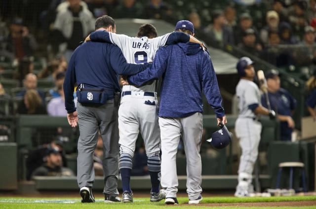 "MLB is drawing a line between an injury and a disability with its decision to change the name of the ""disabled list."" (Getty Images)"