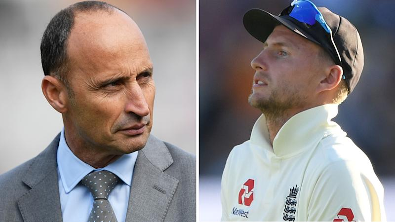 Nasser Hussain was none too impressed with England's efforts on day three of the third Ashes test.
