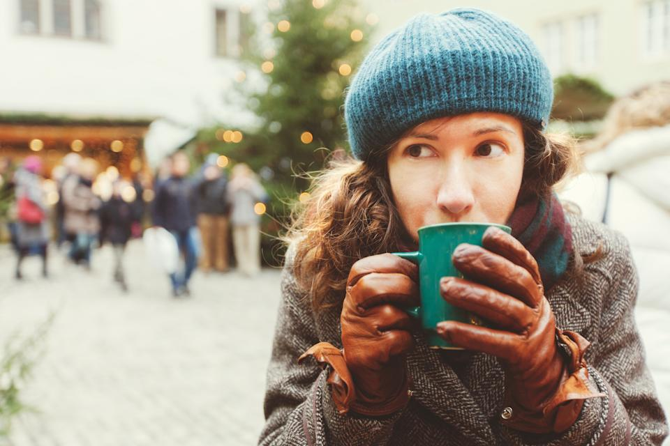 As far as Christmas jobs go, this sounds pretty ideal. [Photo: Getty]