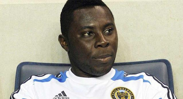 Freddy Adu, con la camiseta del Philadelphia Union (AP Photo/Michael Perez)