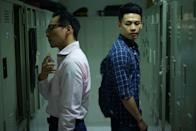 """<p>In this inventive Taiwanese drama, the film opens with a suicide of a man named Zhang Dong Ling and proceeds in reverse chronological order, telling the story of the three key incidents that compelled Zhang to take his own life.</p> <p><a href=""""http://www.netflix.com/title/81024041"""" class=""""link rapid-noclick-resp"""" rel=""""nofollow noopener"""" target=""""_blank"""" data-ylk=""""slk:Watch Cities of Last Things on Netflix now"""">Watch <strong>Cities of Last Things</strong> on Netflix now</a>.</p>"""