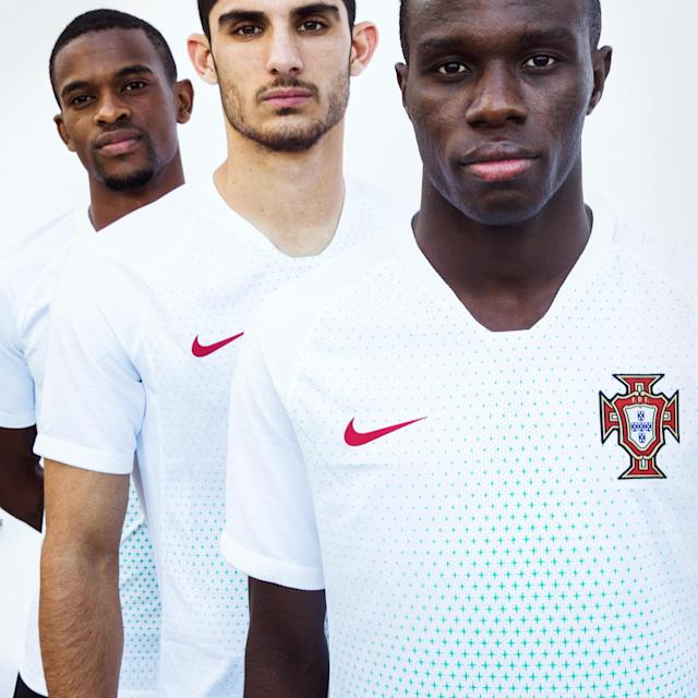 The sportwear and apparel brand's new team kits for World Cup and their new boots are eye-catching.....