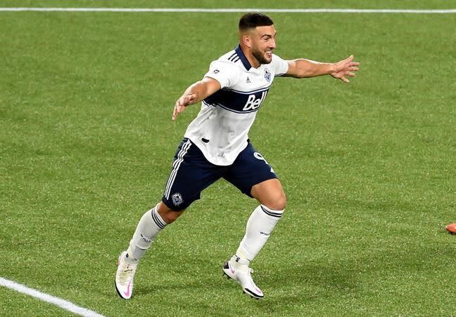 Surging Vancouver Whitecaps not taking slumping L.A. Galaxy lightly: Bush