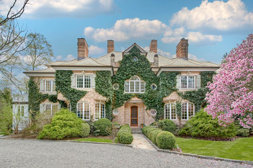 Compass Real Estate lists a home in Mount Kisco, N.Y., for $2.7 million.