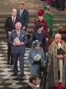 LONDON, ENGLAND - MARCH 09: Queen Elizabeth II, Prince Charles, Prince of Wales and Camilla, Duchess of Cornwall, Prince William, Duke of Cambridge, Catherine, Duchess of Cambridge, Prince Harry, Duke of Sussex and Meghan, Duchess of Sussex attend the Commonwealth Day Service 2020 on March 9, 2020 in London, England. (Photo by Phil Harris - WPA Pool/Getty Images)