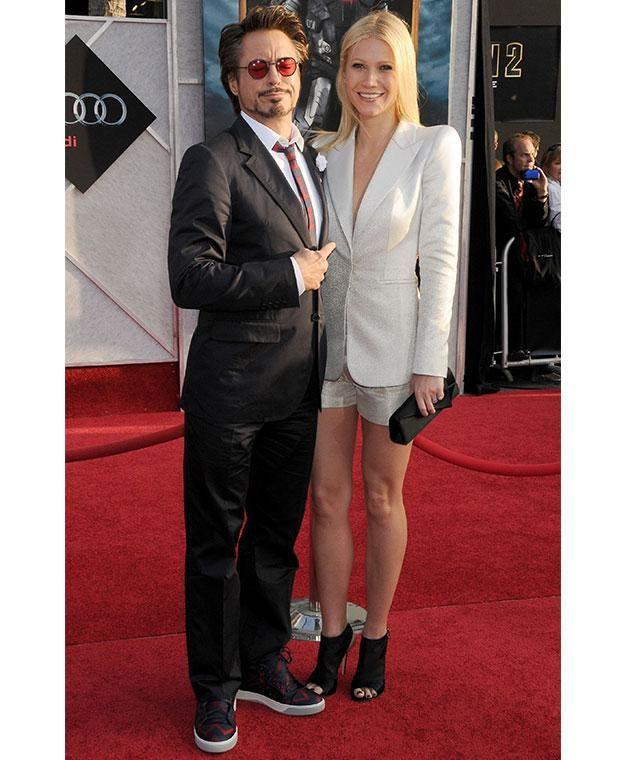 Robert Downey Jnr is one celeb who's said to wear shoe lifts. Photo: Getty