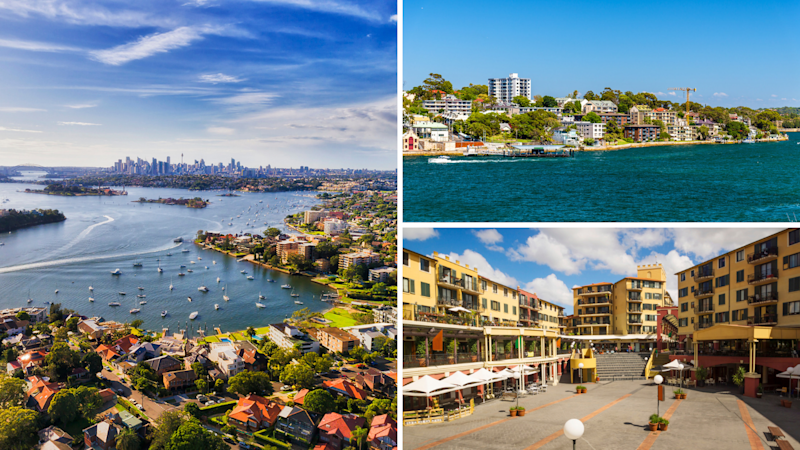 The property market in Sydney's inner west isn't looking good. (Source: Getty)