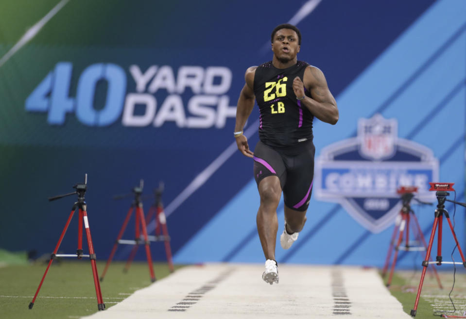 Mike McCray is retiring from football. (AP)